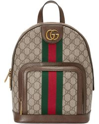 Gucci - Sac à dos Ophidia GG petite taille - Lyst
