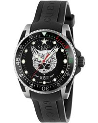 Gucci - Dive Watch, 40mm - Lyst