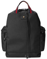 Gucci - Techno Canvas Drawstring Backpack - Lyst