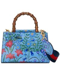 44bf3c685cf Lyst - Gucci Nymphaea - Women s Gucci Nymphaea Bags