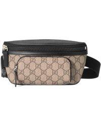 Gucci - Gg Supreme Belt Bag - Lyst