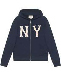 Gucci - Sweat à patch NY YankeesTM - Lyst