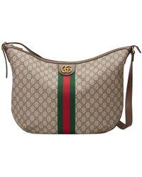 Gucci - Ophidia GG Shoulder Bag - Lyst