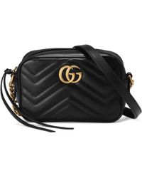 Gucci - GG Marmont Matelass�� Mini Bag - Lyst