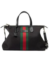 Gucci - Duffle With Removable Shoulder - Lyst