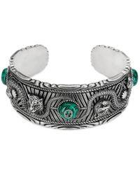 Gucci - Garden Bracelet In Silver - Lyst