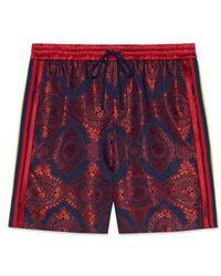 1551f43477 Men's Gucci Shorts - Lyst
