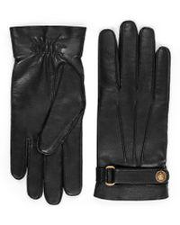 Gucci - Handschuhe aus Leder - Lyst