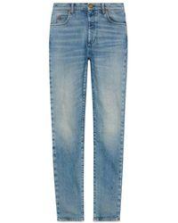 Gucci - Denim Skinny Pant - Lyst 19b2df3c4f