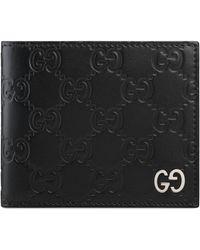 Gucci - Portefeuille signature - Lyst