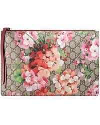 Gucci - Pochette GG Blooms - Lyst