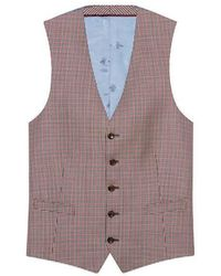 Gucci - Houndstooth Wool Formal Vest - Lyst