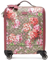 Gucci - Gg Blooms Carry-on - Lyst
