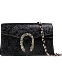 Gucci Mini borsa Dionysus - Nero
