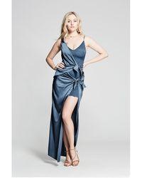 Guess - Zaphara Maxi Dress - Lyst