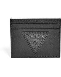 Guess - Pomona Logo Card Case - Lyst