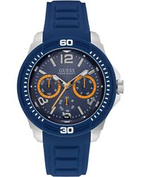 Guess - Mens Sport Multi-function Watch - Lyst