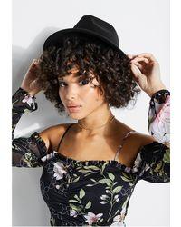 Guess - Izzy Wide-brim Hat - Lyst