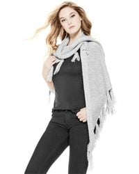 Guess - Ember Triangle Scarf - Lyst