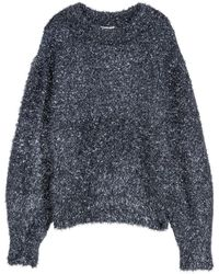 H&M   Knitted Jumper   Lyst
