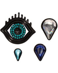 H&M - 4-pack Brooches - Lyst