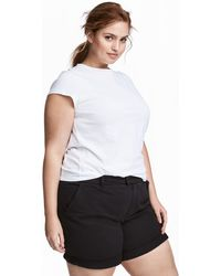 H&M - + Chino Shorts - Lyst