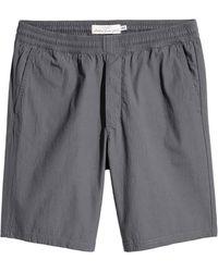 H&M - Knee-length Cotton Shorts - Lyst