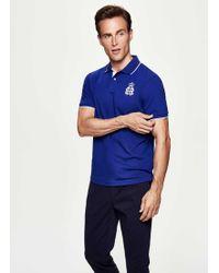 Hackett - Henley Royal Regatta Classic Short Sleeved Polo Shirt - Lyst