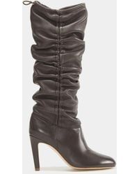 Halston - Sheila Ankle Boot - Lyst
