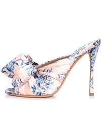 af5a1aeb0 Tabitha Simmons - Lollie Heel In Light Pink Celeste - Lyst