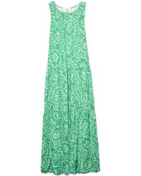Rodebjer - Louiza Rose Dress In Spring Green - Lyst