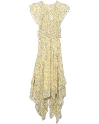 Ulla Johnson - Caterina Dress In Acacia - Lyst