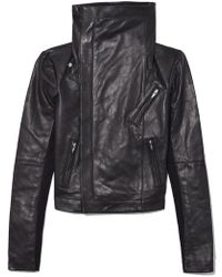 VEDA - Max Classic Orion Jacket In Black - Lyst