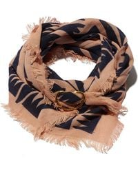 Lizzie Fortunato - Graphic Arrows Scarf With Slider - Lyst