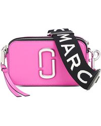 Marc Jacobs - Fluorescent Snapshot Small Camera Bag - Lyst