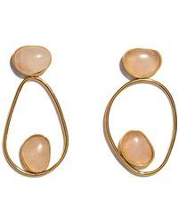 Shakti Ellenwood 18kt Echo Diamond Earrings SH2wAx