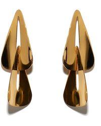 Lizzie Fortunato - Pendulum Earrings - Lyst