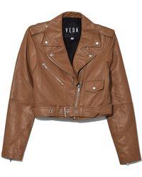 VEDA - Baby Jane Orion Jacket In Tanlines - Lyst