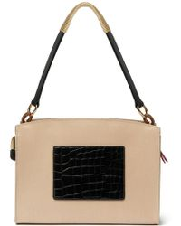 Lizzie Fortunato - Leisure Bag In Day And Night - Lyst
