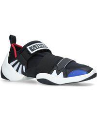 fad1b570ba6 Giuseppe Zanotti Sock Zip Low Sneakers in Blue for Men - Lyst
