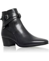 Saint Laurent - Blake Jodhpur Boot - Lyst