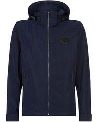 Burberry - Stowaway Hooded Jacket - Lyst