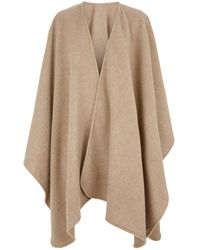 James Purdey & Sons - Cashmere Wrap Cape - Lyst