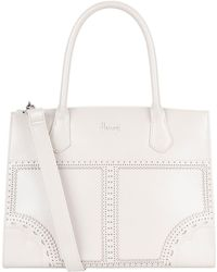 Harrods - Elton Brogue Shoulder Bag - Lyst
