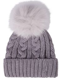 Harrods - Bobble Hat - Lyst