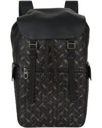 Bottega Veneta - Leather Sassolungo Micro-dot Backpack - Lyst