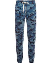 Sundry - Camouflage Sweatpants - Lyst