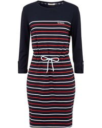 Barbour - Fleetwood Striped Dress - Lyst