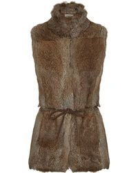 James Purdey & Sons - Fur Gilet - Lyst