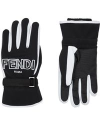Fendi - Roma Ski Gloves - Lyst